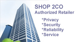 2co Secure payment gateway